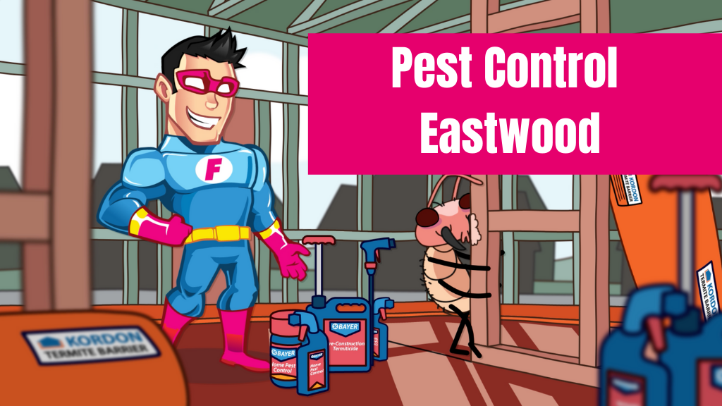 pest control Eastwood banner