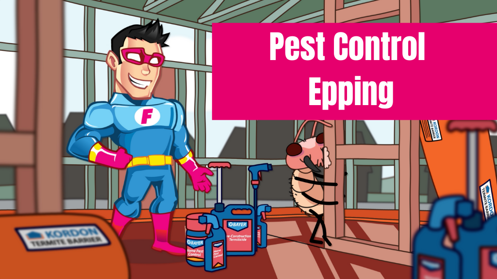 pest control Epping banner