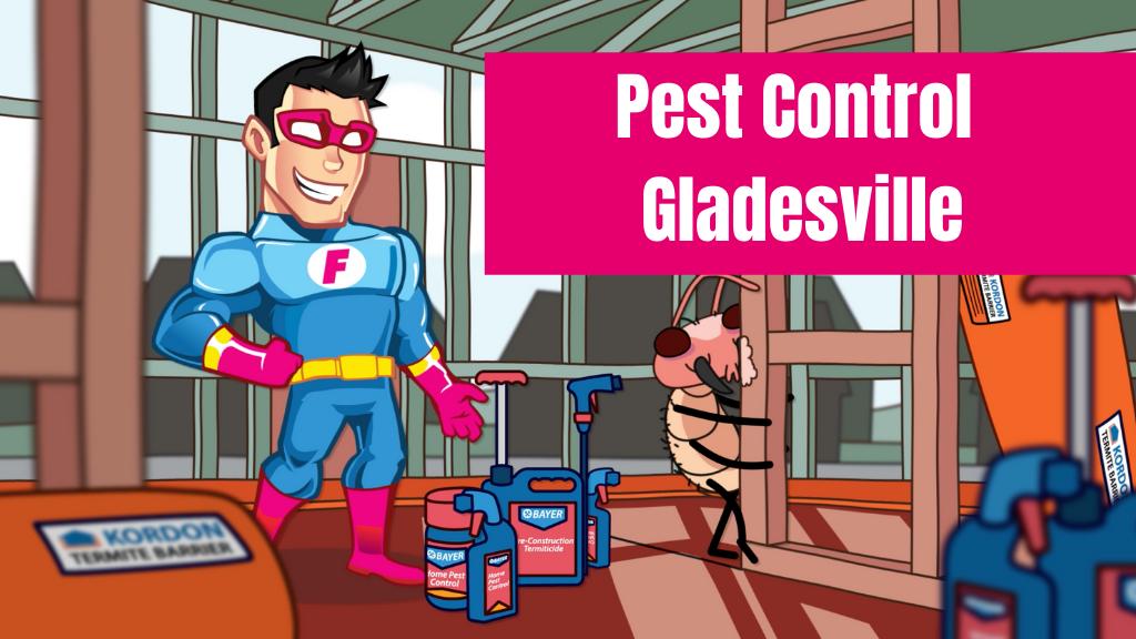 pest control Gladesville banner