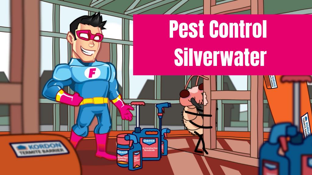 pest control Silverwater banner